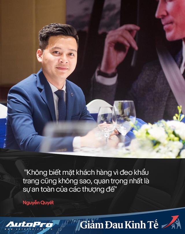 Bộ đôi salesman xe sang nức tiếng Việt Nam tiết lộ cách bán xế tiền tỷ thời dịch: Chỉ cần chạm đúng cảm xúc của khách hàng - Ảnh 7.
