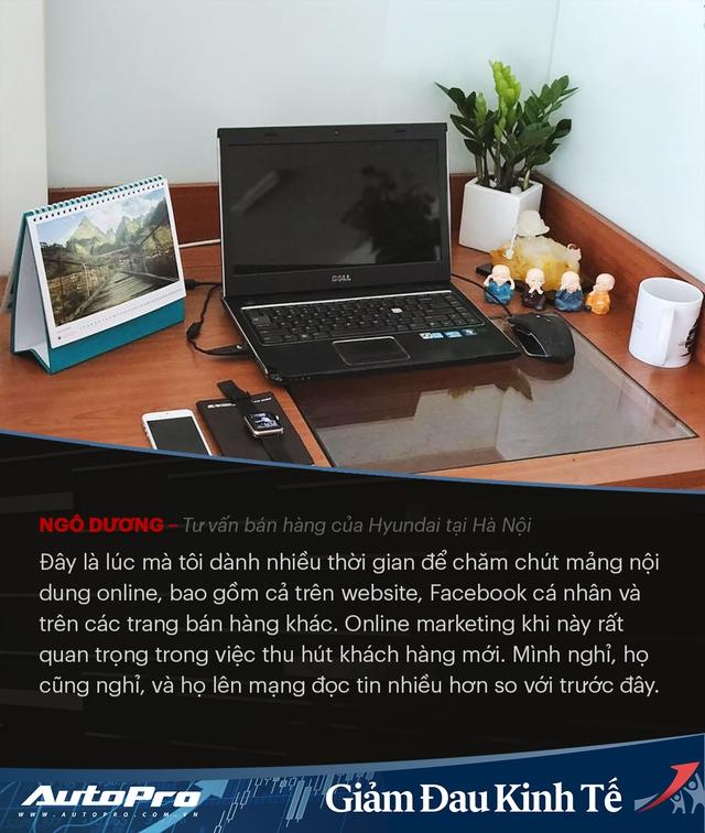 Tâm sự sales ô tô thời dịch tại Việt Nam: Tận dụng công nghệ, livestream bán hàng online, dùng đủ mọi cách để chiều khách - Ảnh 8.