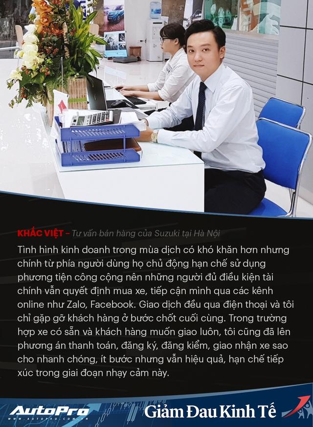 Tâm sự sales ô tô thời dịch tại Việt Nam: Tận dụng công nghệ, livestream bán hàng online, dùng đủ mọi cách để chiều khách - Ảnh 9.