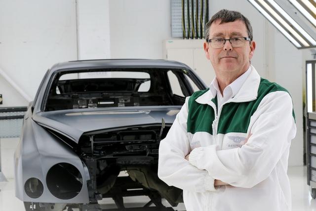 Những người đứng sau thành công của Bentley Mulsanne nói gì trước giờ khắc chia tay?