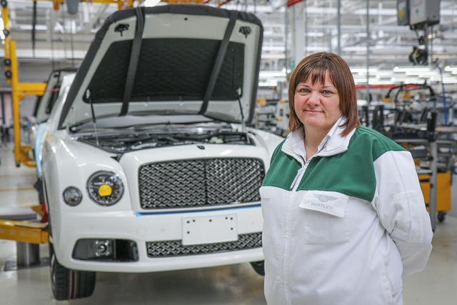 Những người đứng sau thành công của Bentley Mulsanne nói gì trước giờ khắc chia tay? - Ảnh 9.