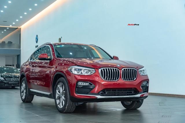 Hàng hiếm BMW X4 rẻ hơn 700 triệu chỉ sau 4.000 km, ngang giá mua mới Mercedes-Benz GLC 300 - Ảnh 7.