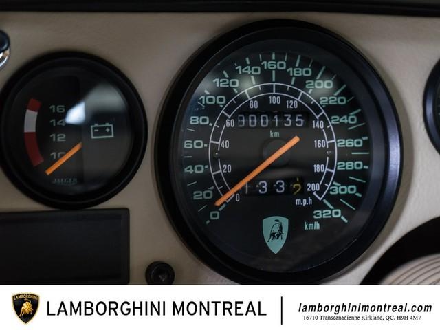 Siêu xe Lamborghini Countach phiên bản đặc biệt mới 99% bất ngờ được rao bán - Ảnh 6.