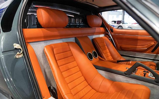 Bị Hoàng gia Ả-rập bỏ xó, Lamborghini Miura SV siêu độc tìm chủ mới với giá siêu đắt đỏ - Ảnh 3.