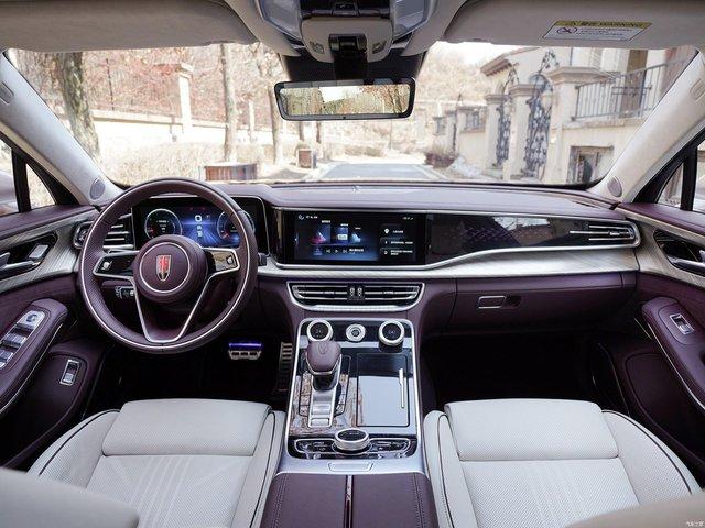Mở bán Hongqi H9 - Xe Trung Quốc như Rolls-Royce, trần Maybach, tham vọng đấu Mercedes E-Class - Ảnh 4.