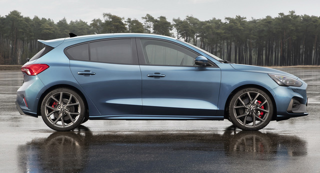 Ford Focus RS bị khai tử khi chưa ra đời - Ảnh 1.