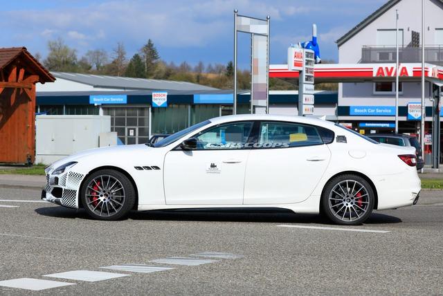 Xe sang lười lên đời nhất là đây: Maserati Quattroporte 8 năm tuổi nhưng vẫn chỉ được facelift - Ảnh 4.