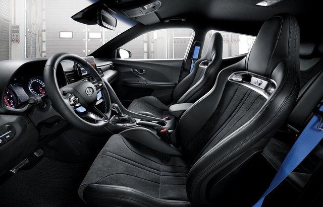Ra mắt Hyundai Veloster N 2020: Quá nhiều nâng cấp đáng giá để bớt kén khách hơn - Ảnh 2.