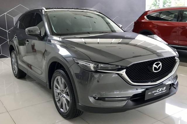 Mazda chơi lớn với loạt xe hot tại Việt Nam: Mazda3 giảm 60 triệu, CX-8 giảm kỷ lục 150 triệu đồng - Ảnh 4.