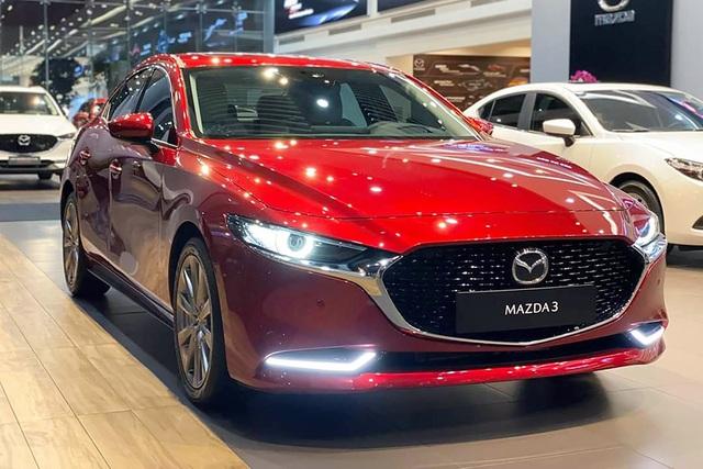 Mazda chơi lớn với loạt xe hot tại Việt Nam: Mazda3 giảm 60 triệu, CX-8 giảm kỷ lục 150 triệu đồng - Ảnh 7.
