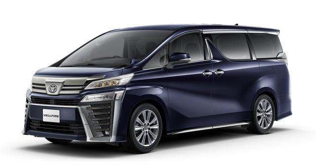 Chuyên cơ mặt đất Toyota Alphard có thêm bản Type Gold cho đại gia - Ảnh 2.