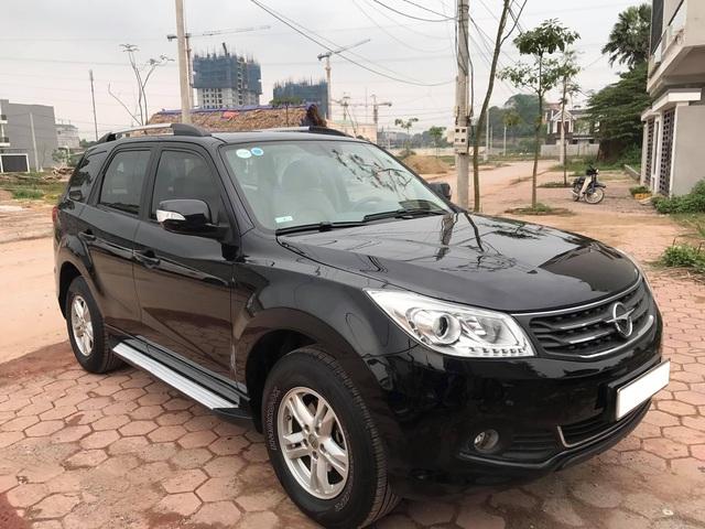 Bán SUV Trung Quốc giống Hyundai SantaFe với giá 300 triệu, chủ xe khẳng định: Sơn bóng như gương, bán xe không sợ lỗ - Ảnh 5.