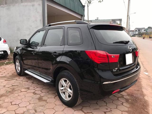 Bán SUV Trung Quốc giống Hyundai SantaFe với giá 300 triệu, chủ xe khẳng định: Sơn bóng như gương, bán xe không sợ lỗ - Ảnh 2.