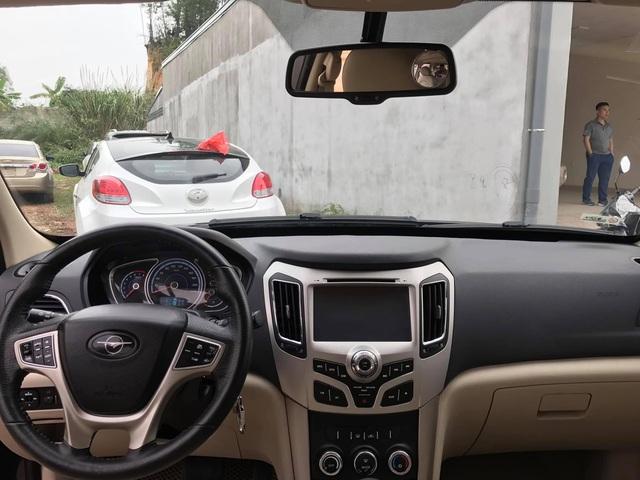 Bán SUV Trung Quốc giống Hyundai SantaFe với giá 300 triệu, chủ xe khẳng định: Sơn bóng như gương, bán xe không sợ lỗ - Ảnh 4.