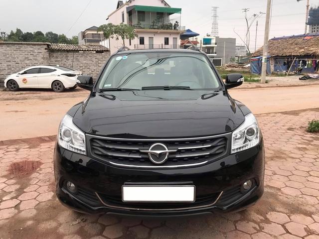 Bán SUV Trung Quốc giống Hyundai SantaFe với giá 300 triệu, chủ xe khẳng định: Sơn bóng như gương, bán xe không sợ lỗ - Ảnh 1.