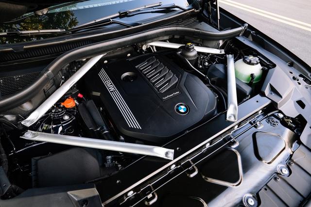 Xe chơi BMW X6 2020 giá hơn 4,8 tỷ đồng tại Việt Nam: Cao hơn đời cũ gần 1 tỷ đồng, tham vọng đối đầu Mercedes GLE Coupe - Ảnh 3.