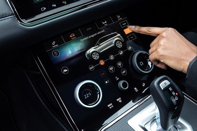 Ra mắt Discovery Sport và Range Rover Evoque phiên bản mới siêu tiết kiệm: 1,4 lít nhiên liệu mỗi 100km! - Ảnh 4.
