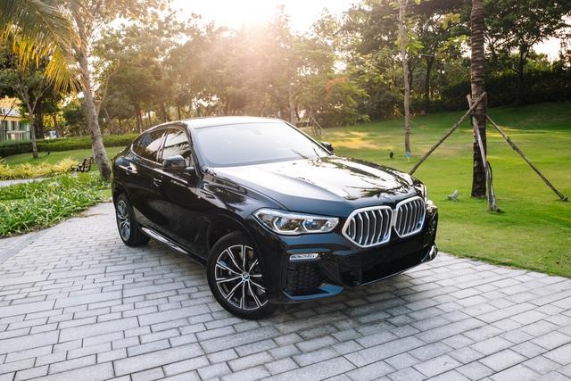 Xe chơi BMW X6 2020 giá hơn 4,8 tỷ đồng tại Việt Nam: Cao hơn đời cũ gần 1 tỷ đồng, tham vọng đối đầu Mercedes GLE Coupe - Ảnh 1.