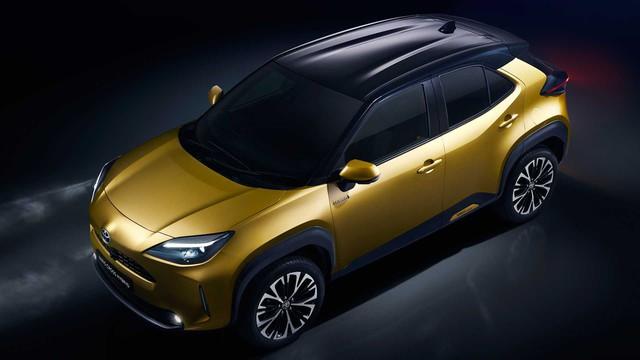 Ra mắt Toyota Yaris Cross - Tiểu RAV4 đấu Hyundai Kona - Ảnh 2.