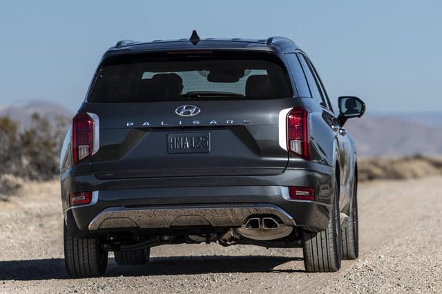Hyundai Palisade an toàn ngang xe sang, chờ ngày mở bán ở Việt Nam - Ảnh 3.