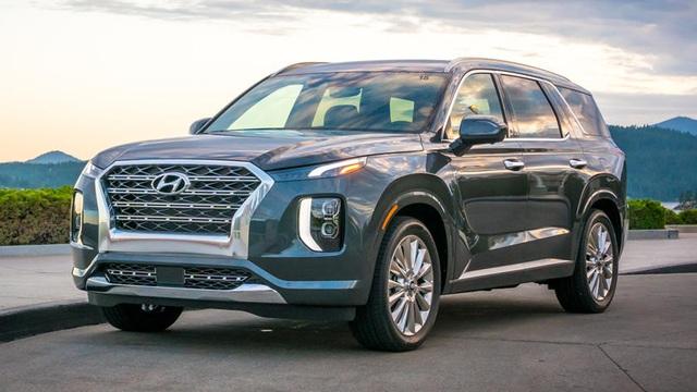 Hyundai Palisade 'an toàn ngang xe sang', chờ ngày mở bán ở Việt Nam