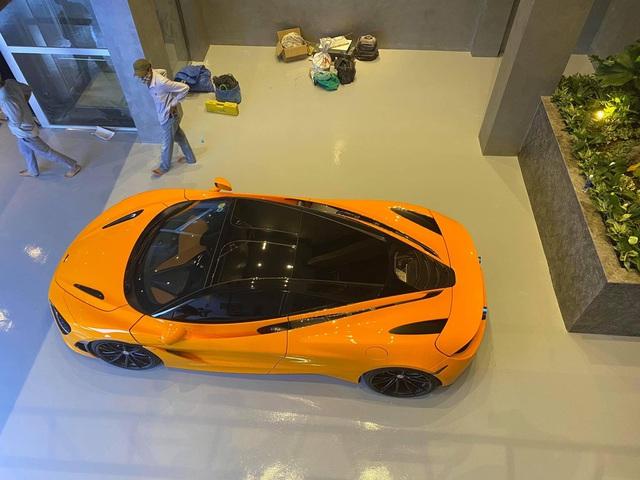 Lộ diện garage mới của Cường Đô-la: Không khác gì showroom siêu xe sang chảnh - Ảnh 1.