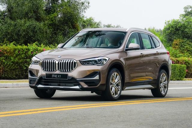 Chi tiết BMW X1 2020 giá 1,859 tỷ đồng tại Việt Nam - đe doạ Mercedes-Benz GLA và Audi Q3 - Ảnh 1.