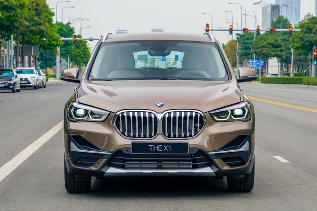 Chi tiết BMW X1 2020 giá 1,859 tỷ đồng tại Việt Nam - đe doạ Mercedes-Benz GLA và Audi Q3 - Ảnh 3.
