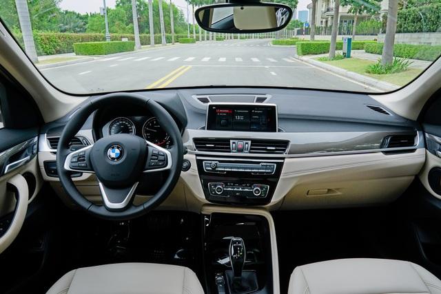 Chi tiết BMW X1 2020 giá 1,859 tỷ đồng tại Việt Nam - đe doạ Mercedes-Benz GLA và Audi Q3 - Ảnh 5.