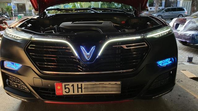 Loạt xe VinFast lột xác độc đáo sau khi độ - Ảnh 3.