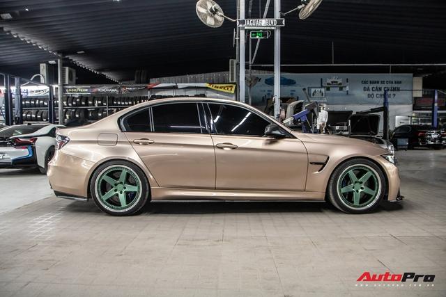 BMW M3 F80 từng của Cường Đô-la lột xác với gói độ độc đáo - Ảnh 11.