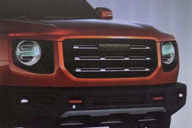 Chưa ra mắt, Ford Bronco đã bị nhái tại Trung Quốc, bản copy thậm chí còn có thể trình làng trước bản gốc - Ảnh 3.