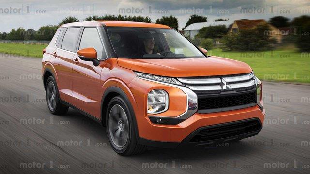Mitsubishi Outlander thế hệ mới lộ thêm thông tin: Không chỉ mượn được khung gầm mà còn cả động cơ của Nissan X-Trail - Ảnh 1.