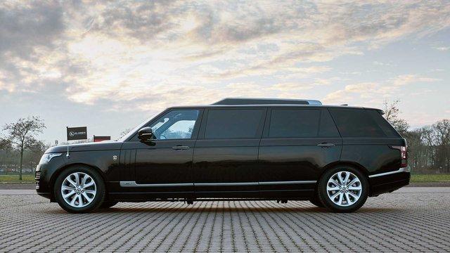 Choáng trước độ sang xịn của Range Rover độ kéo dài thành limousine chống đạn - Xe cho nguyên thủ giá 19 tỷ đồng  - Ảnh 2.