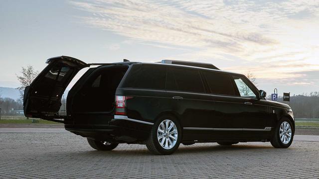 Choáng trước độ sang xịn của Range Rover độ kéo dài thành limousine chống đạn - Xe cho nguyên thủ giá 19 tỷ đồng  - Ảnh 1.