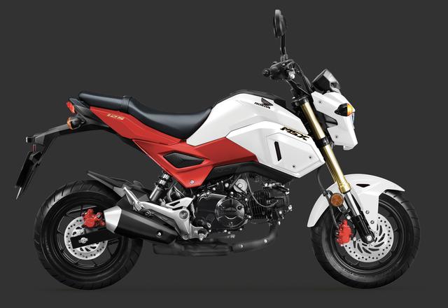 Honda MSX 125cc thay màu mới tại Việt Nam, giữ giá 50 triệu đồng  - Ảnh 3.