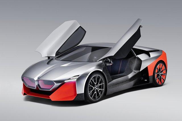 Hậu duệ BMW i8 mang thiết kế M1, công suất ít nhất 600 mã lực - Ảnh 1.
