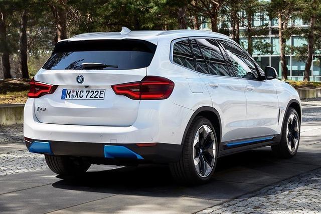 BMW iX3 bất ngờ rò rỉ trước ngày ra mắt - SUV tương lai nhiều người mong chờ - Ảnh 2.
