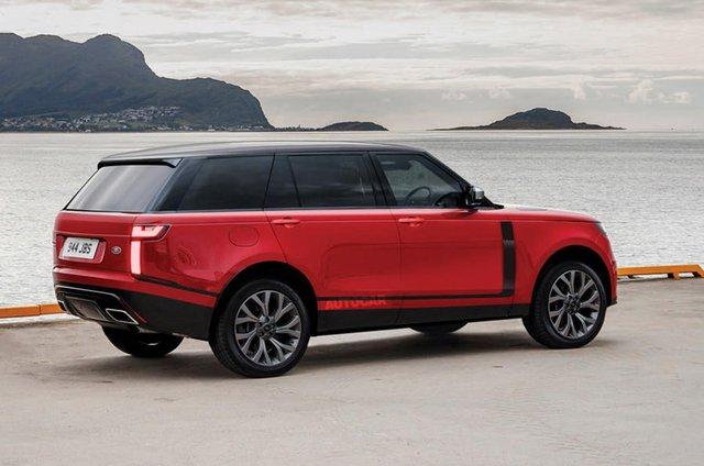 Range Rover thế hệ mới gấp rút hoàn thiện, dùng khung gầm mới để hạn chế lỗi vặt - Ảnh 3.