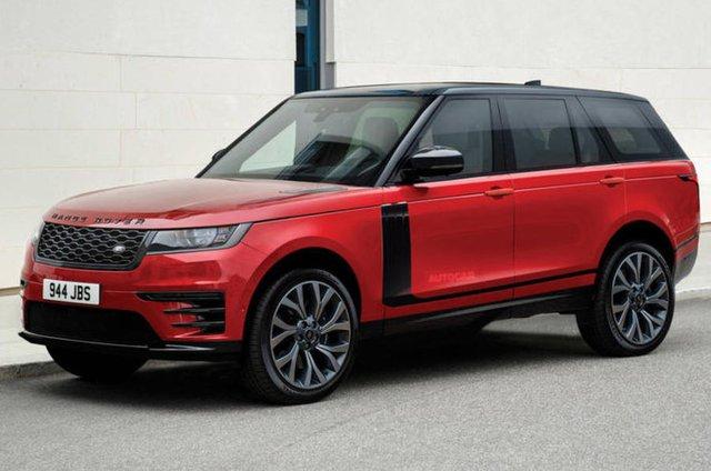 Range Rover thế hệ mới gấp rút hoàn thiện, dùng khung gầm mới để hạn chế lỗi vặt - Ảnh 1.
