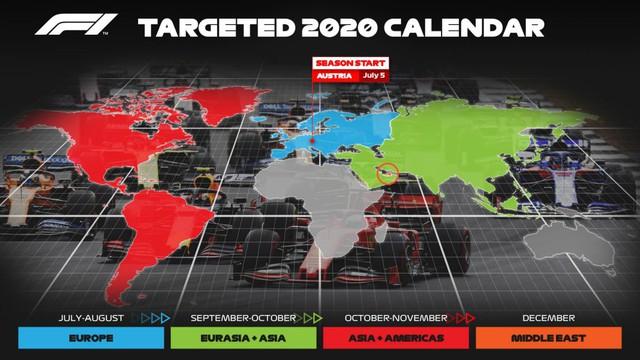 CEO F1 hé lộ thời điểm mùa giải trở lại, chặng ở Việt Nam sẽ lên lịch khoảng tháng 10 - Ảnh 1.