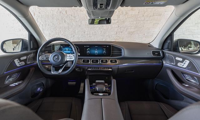 So kè BMW X7 vs Mercedes GLS cùng 3 mẫu SUV full-size hấp dẫn giới nhà giàu - Ảnh 12.