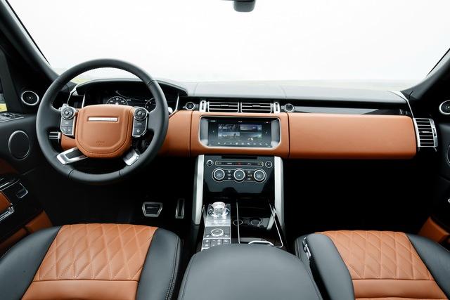 So kè BMW X7 vs Mercedes GLS cùng 3 mẫu SUV full-size hấp dẫn giới nhà giàu - Ảnh 15.