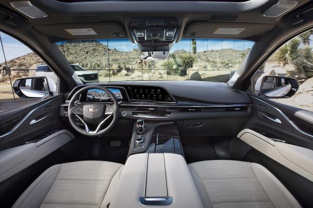 So kè BMW X7 vs Mercedes GLS cùng 3 mẫu SUV full-size hấp dẫn giới nhà giàu - Ảnh 3.