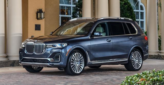 So kè BMW X7 vs Mercedes GLS cùng 3 mẫu SUV full-size hấp dẫn giới nhà giàu - Ảnh 7.