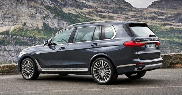 So kè BMW X7 vs Mercedes GLS cùng 3 mẫu SUV full-size hấp dẫn giới nhà giàu - Ảnh 8.