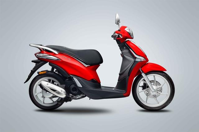 Piaggio Liberty động cơ 50cc ra mắt tại Việt Nam: Xe Ý giá ngang ngửa Honda Air Blade - Ảnh 1.