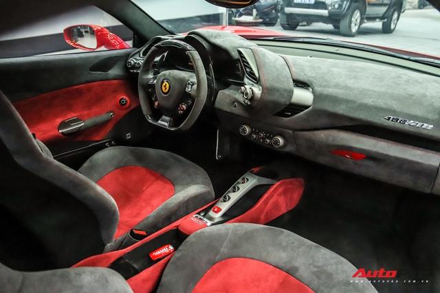 Siêu ngựa Ferrari 488 GTB SVR tiếp tục được lột xác dưới bàn tay của thợ độ Việt - Động cơ tăng 100 mã lực - Ảnh 8.