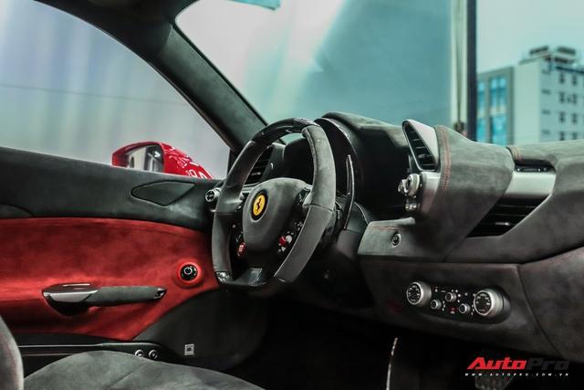 Siêu ngựa Ferrari 488 GTB SVR tiếp tục được lột xác dưới bàn tay của thợ độ Việt - Động cơ tăng 100 mã lực - Ảnh 11.