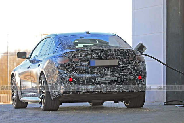 BMW i4 lộ diện: Chung nền tảng 3-Series, mạnh 530 mã lực - Ảnh 2.